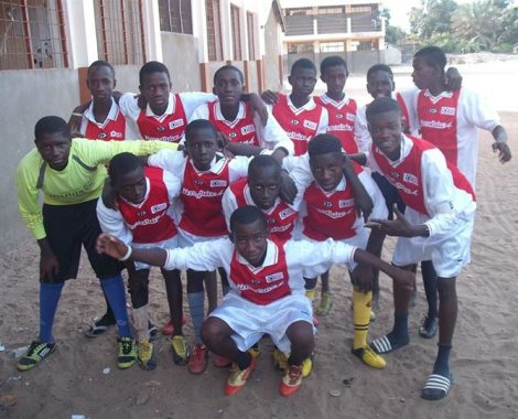 Voetbal in Gambia